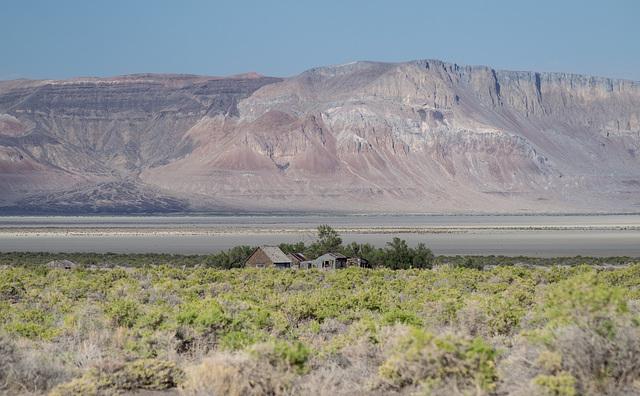 Black Rock Desert, NV Soldiers Meadow Road (0172)