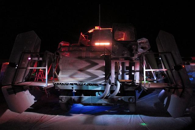 Mutant Vehicle (0613)