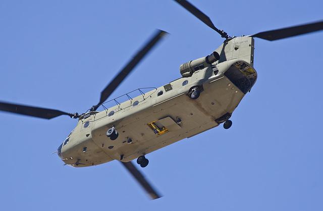 Boeing-Vertol CH-47F Chinook 07-08746