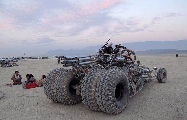 Mutant Vehicle (0620)