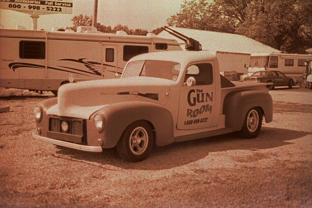 The Gun Room Truck