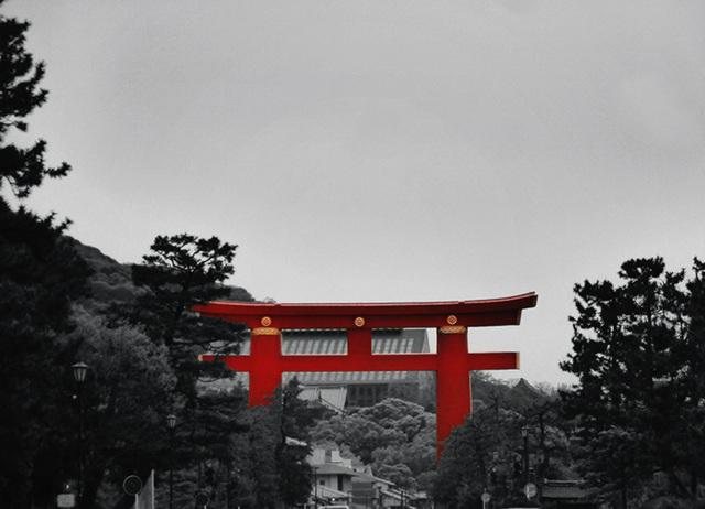 heian torii