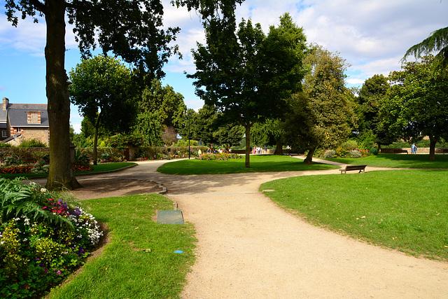 Dinan 2014 – English Garden