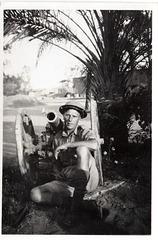 Royal Marines, India, World War Two