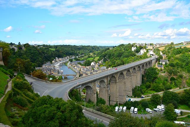 Dinan 2014 – Le Port du Dinan and bridge
