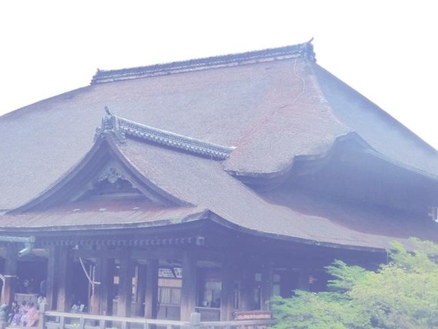 kyomizu roof