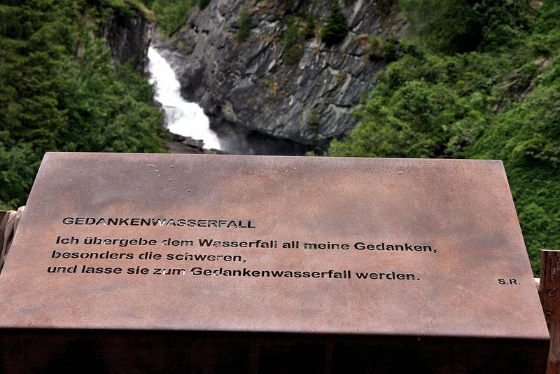 Gedankdenwasserfall