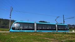 BESANCON: LeTram: Station Terminus Chalezeule.02