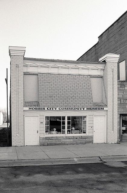 The Norris City Community Museum