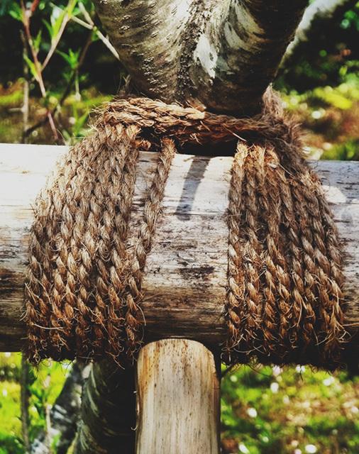rope ties