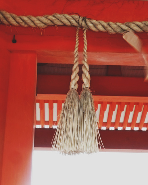 shimenawa heian shrine2