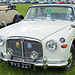 Wings and Wheels Dunsfold August 2014 X-T1 Rover 3,5 Litre Coupe