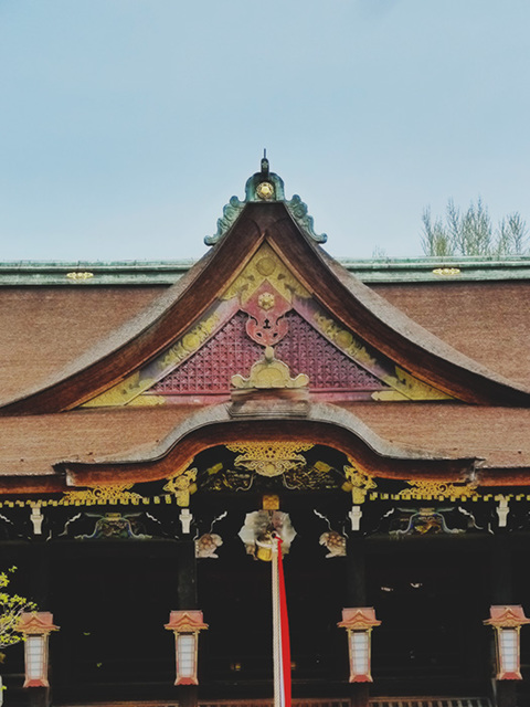 temple imadegawa
