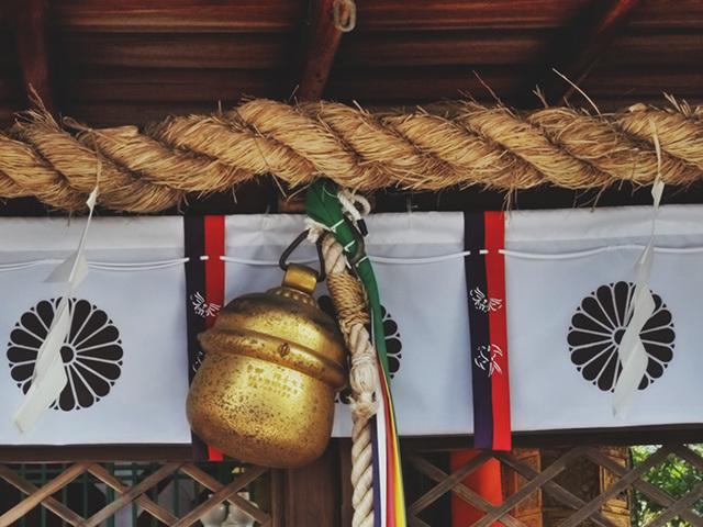temple rope-imadegawa