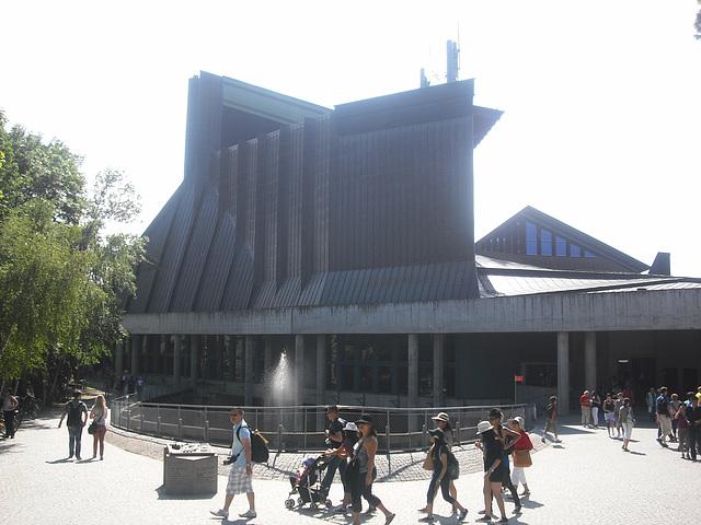 Vasa-museo Tukholmassa