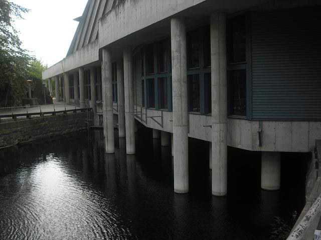 Vasa-museon paalut