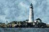 Boston Light (Explored)