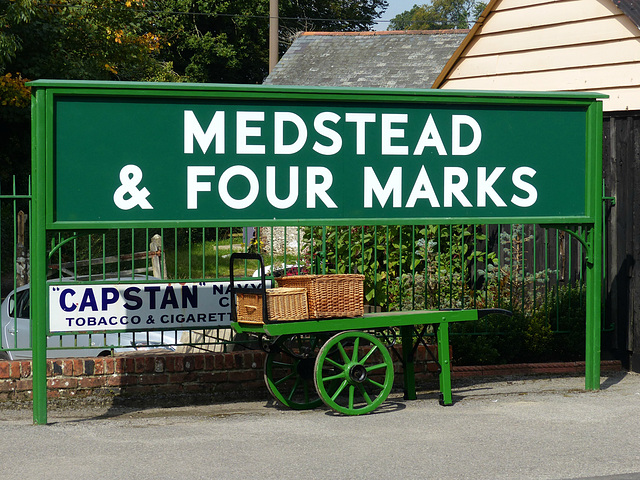Mid-Hants Railway Revisited (3) - 10 September 2014