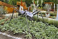 Big Bad Bug –  Le jardin de verre et de métal, Botanical Garden, Montréal, Québec