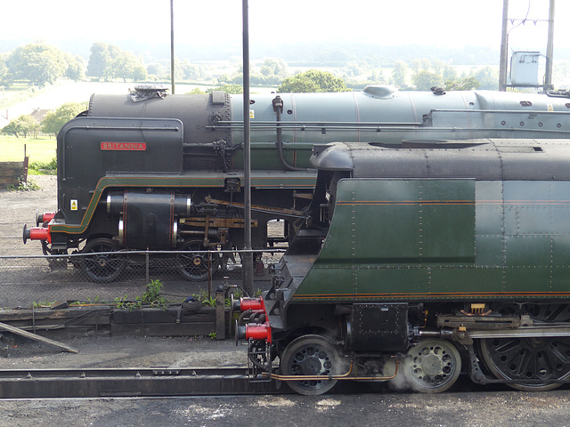 Mid-Hants Railway Revisited (13) - 10 September 2014