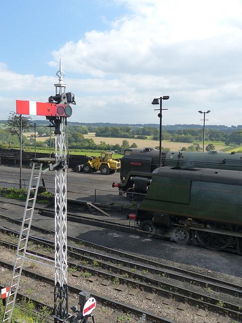 Mid-Hants Railway Revisited (14) - 10 September 2014