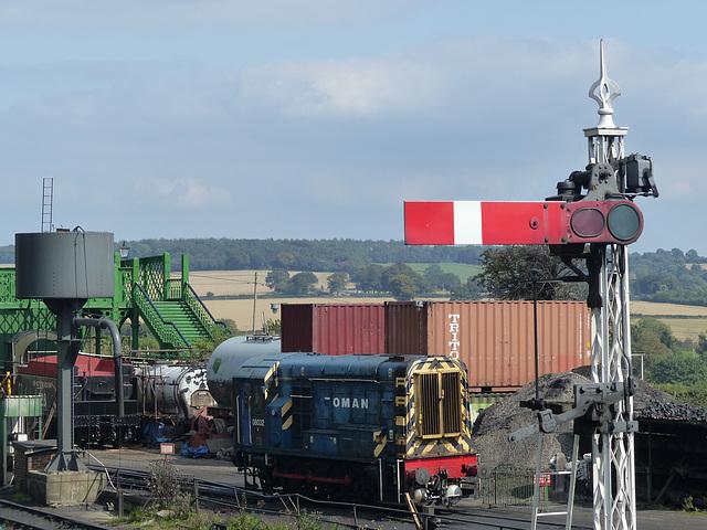 Mid-Hants Railway Revisited (17) - 10 September 2014