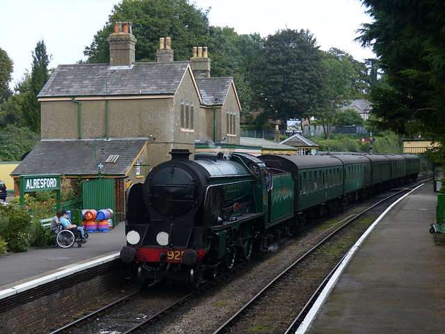 Mid-Hants Railway Revisited (18) - 10 September 2014