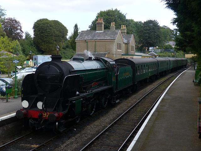 Mid-Hants Railway Revisited (19) - 10 September 2014