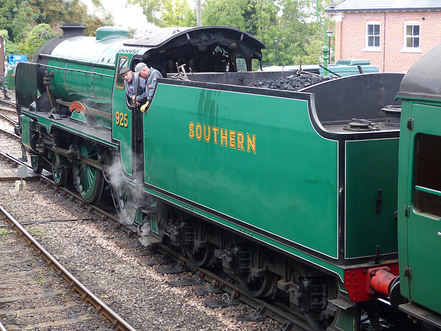 Mid-Hants Railway Revisited (21) - 10 September 2014