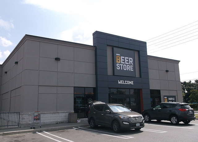Beer Store / Au royaume du houblon.