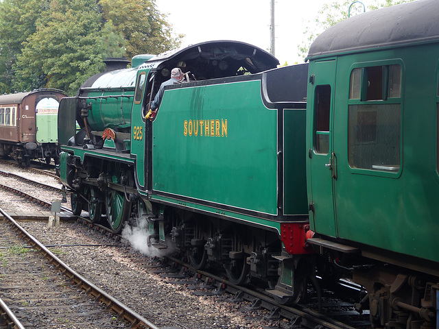 Mid-Hants Railway Revisited (22) - 10 September 2014