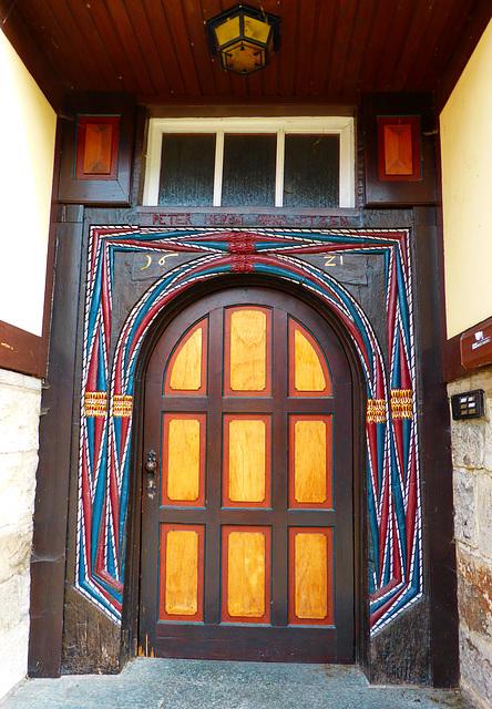 Tür in  Hannoversch Münden