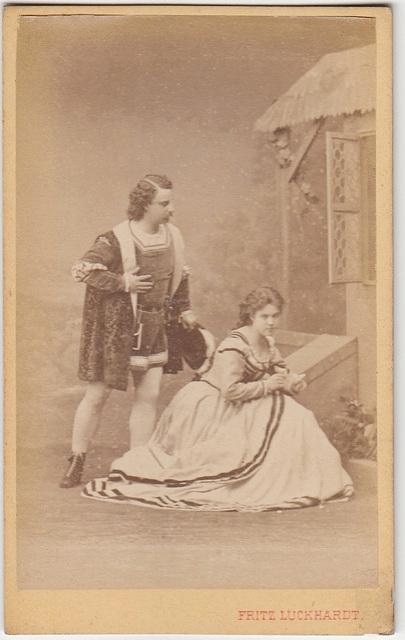 Bertha Ehnn and Charles Adams by Luckhardt (1)
