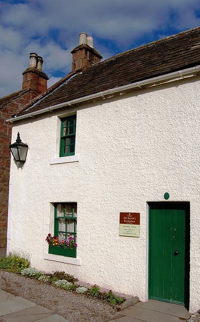 J.M Barrie's Birthplace Kirriemuir, Angus