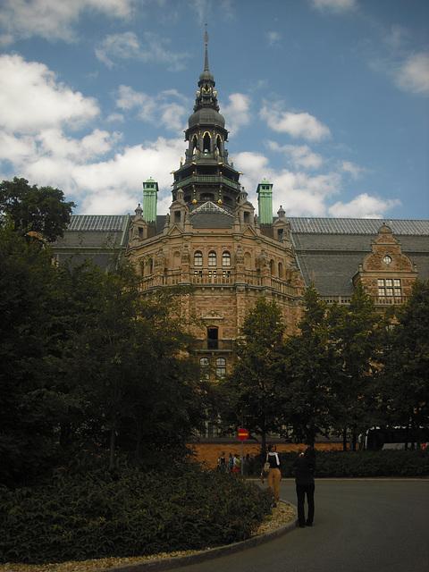 Pohjoismainen museo Tukholmassa
