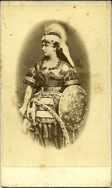 Marie Geistinger By Unknown