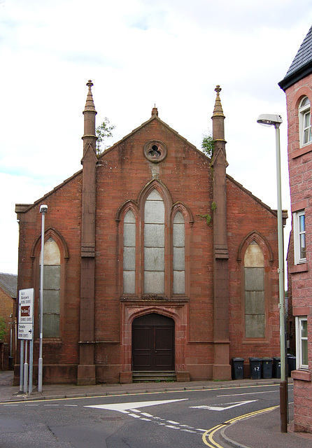 Former chapel, Kirriemuir, Angus, Scotland
