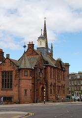 The Old Library, Montrose, Angus, Scotland