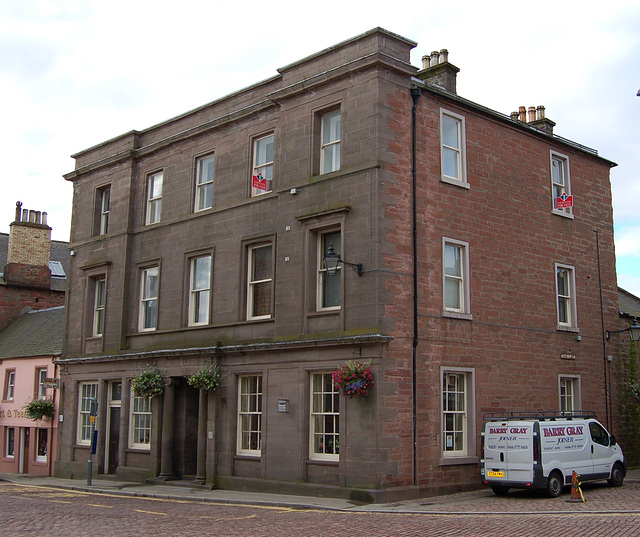 45 High Street, Kirriemuir, Angus, Scotland