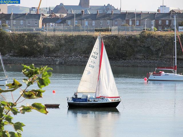 001 Sailing boat