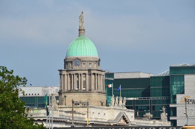 Customs House, Dublin