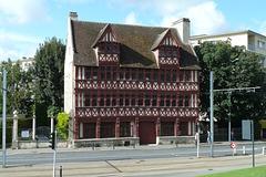 Caen 2014 – Maison des Quatrans