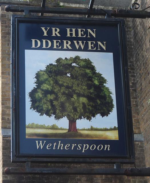 'Yr Hen Dderwen'