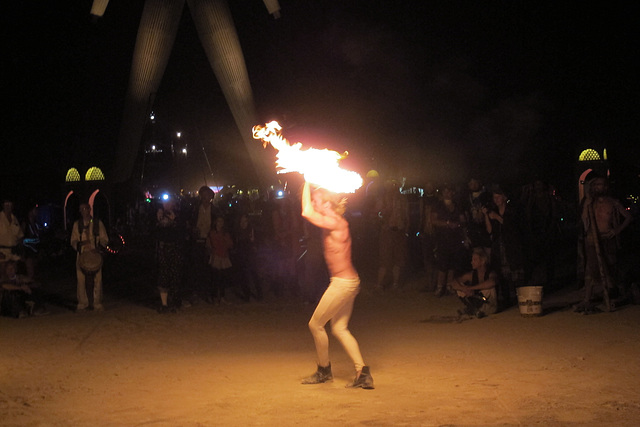 Fire Dancer (0583)