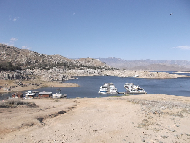 Dry Marina / Marina désertique.