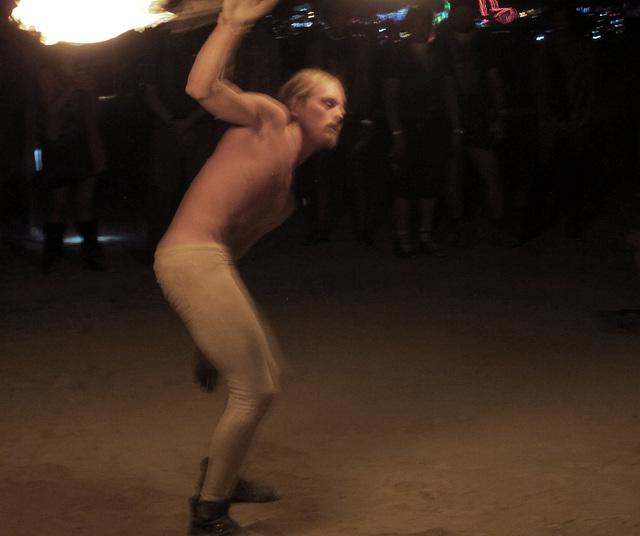 Fire Dancer (0584A)