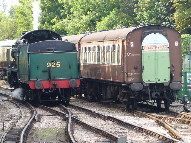 Mid-Hants Railway Revisited (24) - 10 September 2014
