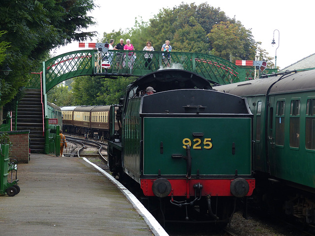 Mid-Hants Railway Revisited (25) - 10 September 2014