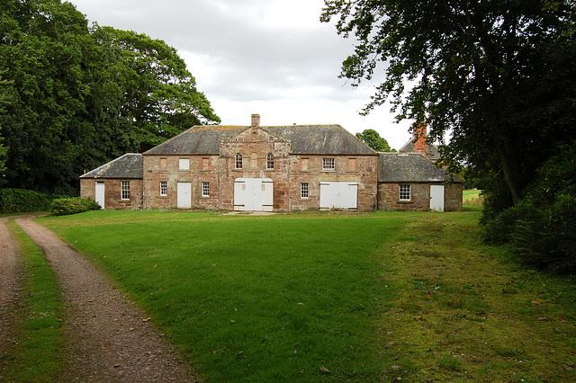 Former Coach House and Stables, Craigo House Estate, Westerton, Angus, Scotland