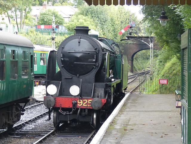 Mid-Hants Railway Revisited (26) - 10 September 2014